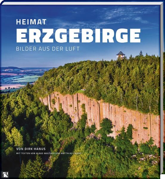 Heimat Erzgebirge - Bilder aus der Luft